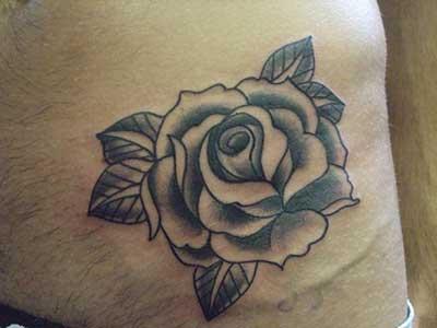 tatuagens na virilha