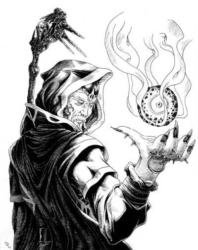 tatuagens de mago