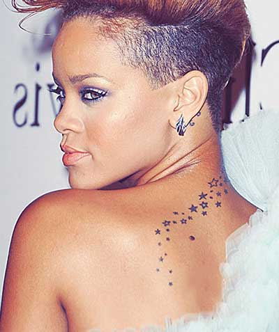 modelos de tatuagens de estrelas
