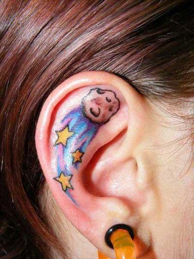 tattoo de estrela