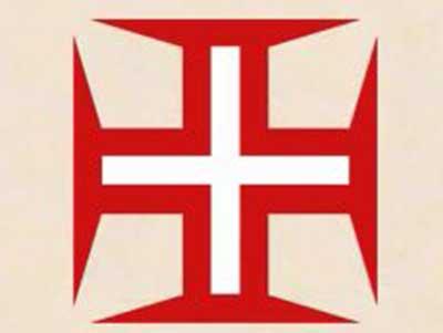 o tradicional símbolo do time