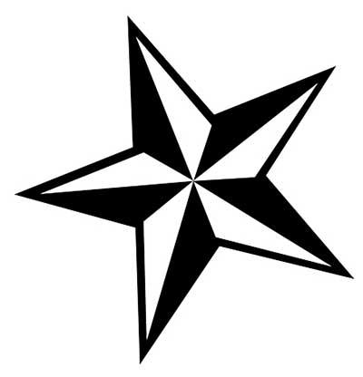 Estrelas tattoo #1