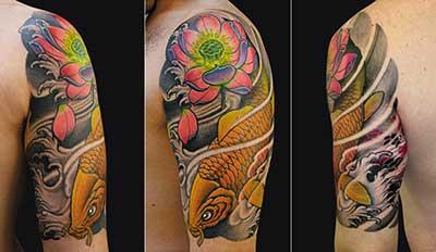 Imagens de Tatuagens Orientais