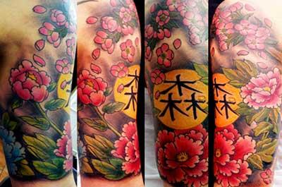 Desenhos de Tatuagens Orientais