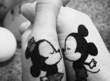 Tatuagens para Namorados