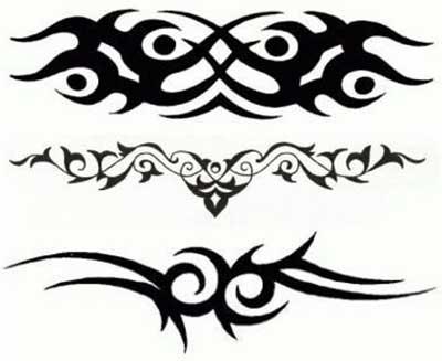 desenhos de tatuagens tribais