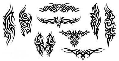 tatuagens selecionadas