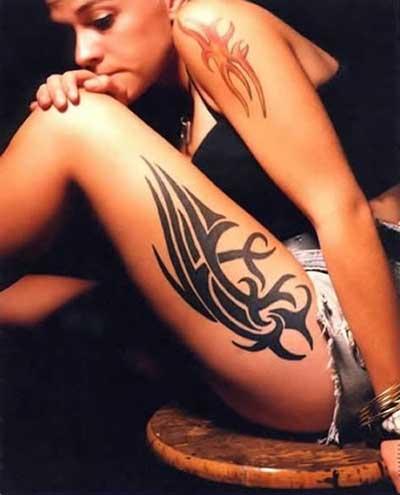 dicas de tatuagens tribais