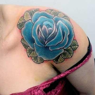 fotos de tatuagens de rosas