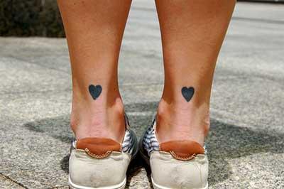 imagens de tatuagens nos pés