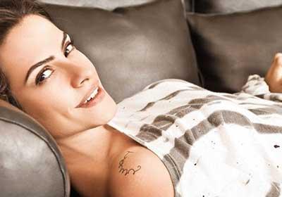 Tatuagens da Cléo