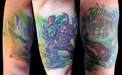 Tatuagens de Duendes