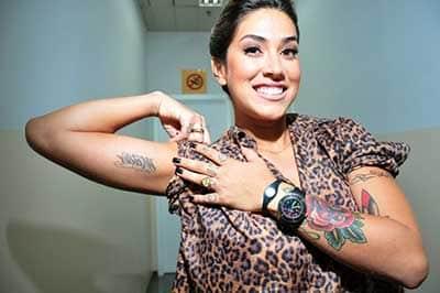 panicat tatuada