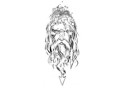 tattoo de deus