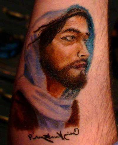 fotos de tatuagens de deus