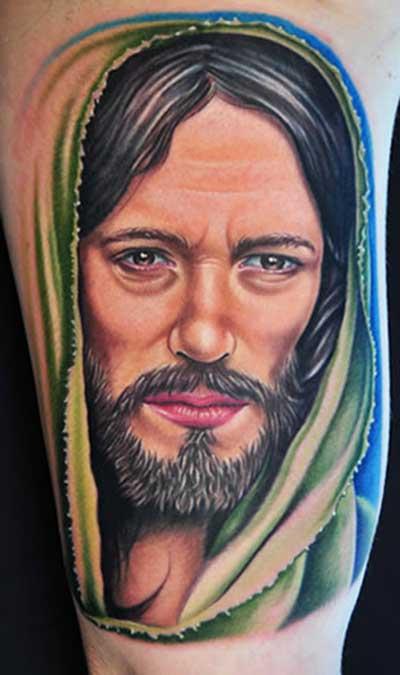 tatuagens de deus