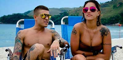 fotos das tatuagens da dani bolina