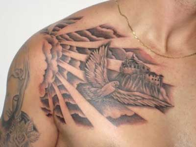 imagens de tatuagens de deus