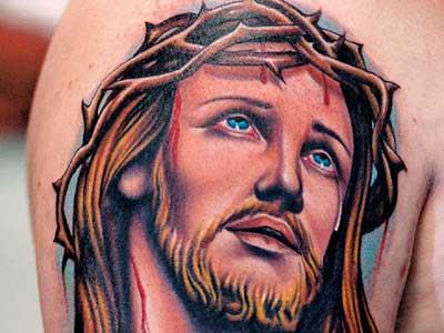 jesus cucificado