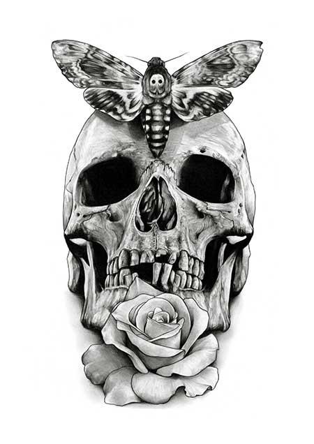 Significado De Tatuagem Caveira O Que Significa