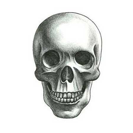 significado de tatuagem de caveira