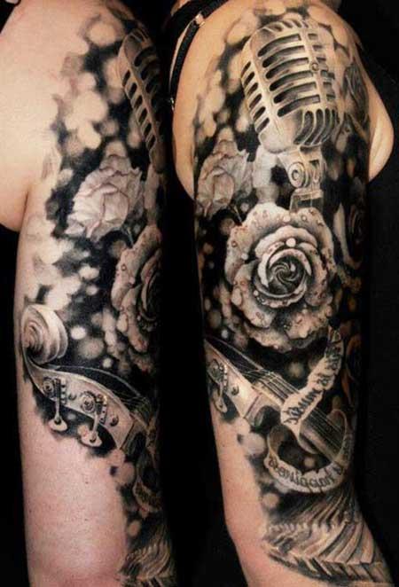 fotos de tatuagens realistas