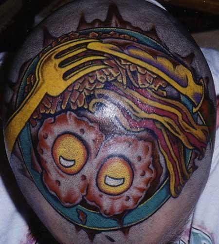 dicas de tatuagens estranhas