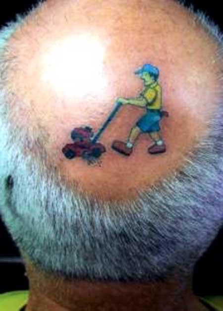 modelos de tatuagens estranhas