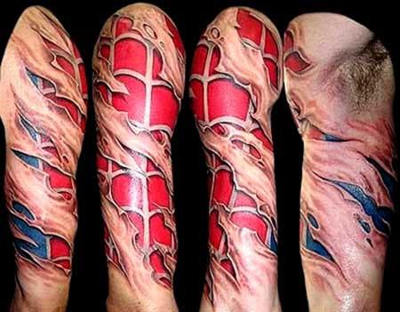 imagens de tatuagens estranhas