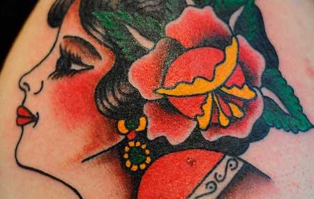 Dicas de Tatuagens Old School