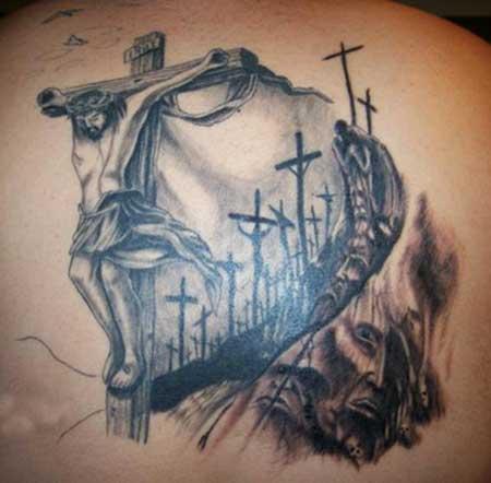 tatuagens religiosas