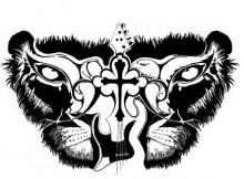 fotos de tatuagens de leões