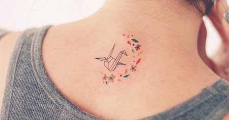 50 Fotos de Tatuagens Femininas Delicadas (Desenhos)