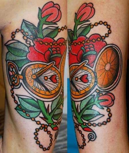 Tatuagens Old School