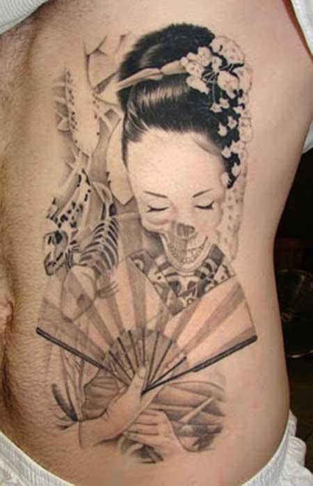 55 fotos de tatuagens na costela dicas imagens desenhos