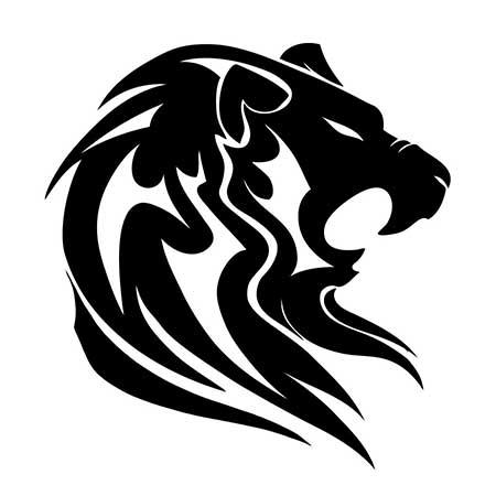 imagens de tatuagens de leão