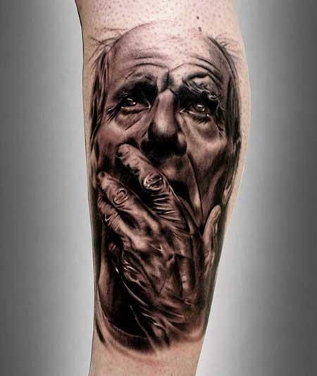 imagens de tatuagens realistas