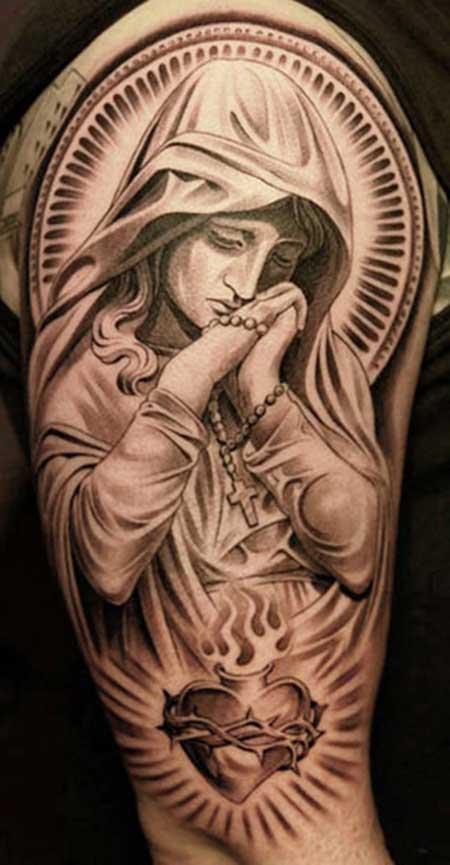 dicas de tatuagens religiosas