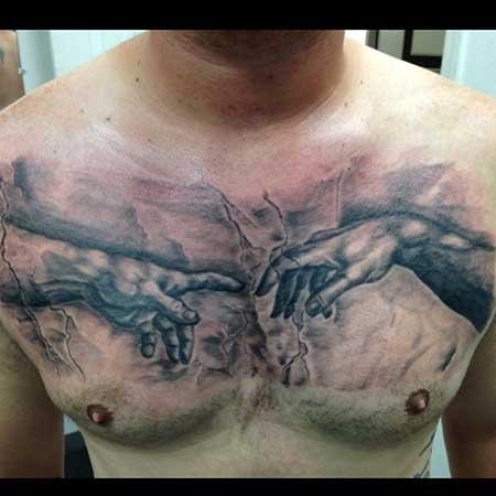 fotos de tatuagens religiosas