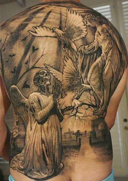 exemplos de tatuagens religiosas