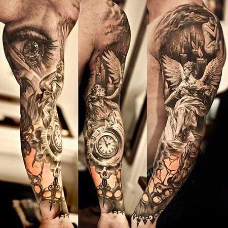 60 Tatuagens de Asas Impressionantes (Melhores fotos!)