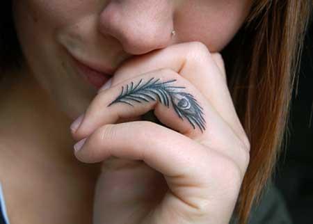 tattoo na mão