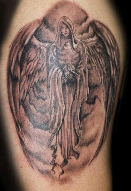 desenhos de tatuagens de morte