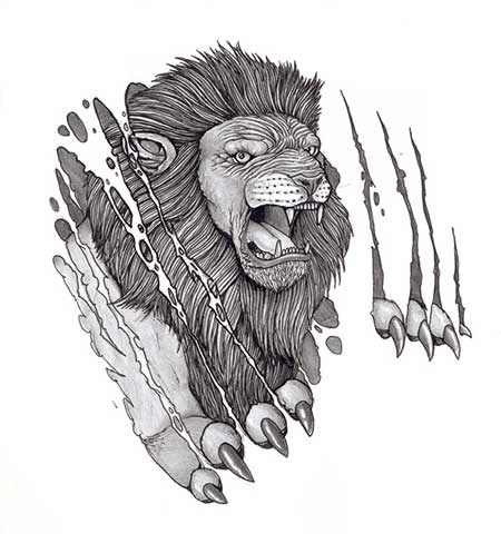rei da selva