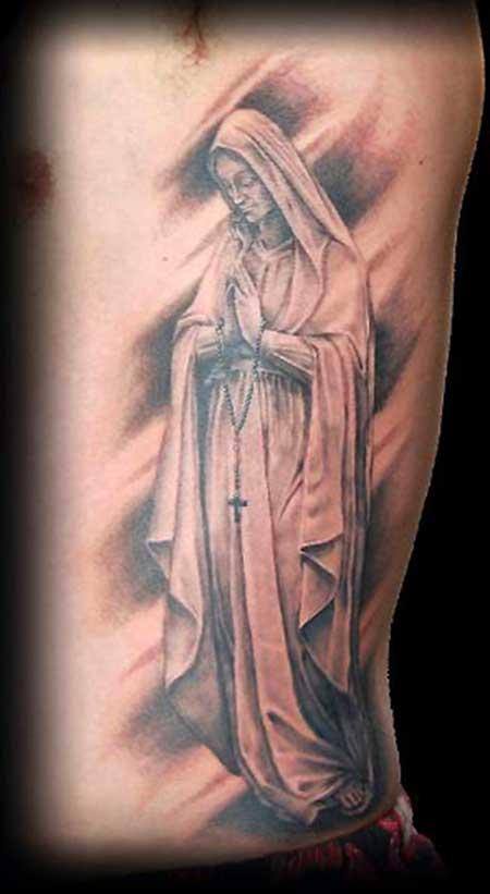 fotos de tatuagens cristãs