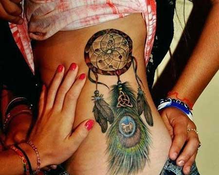 dicas de tatuagens na costela