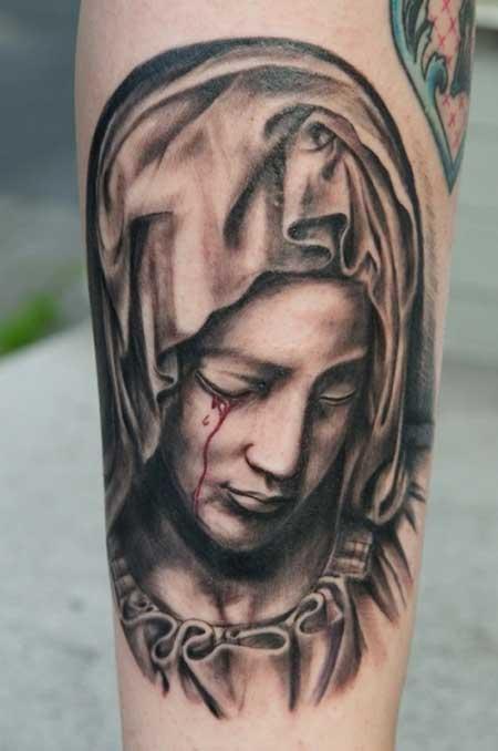 tatuagens cristãs