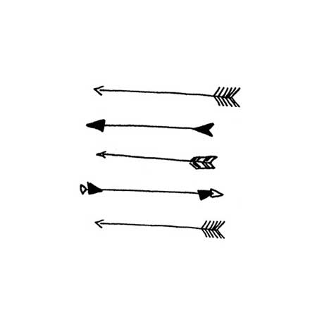 significado de tatuagem de flecha o que significa