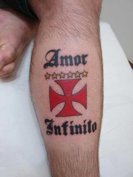 tatuagens do vasco