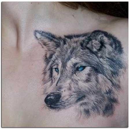 tatuagens de lobos